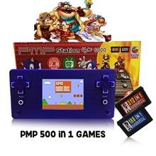 PMP Retro Game Handheld Player With 500+312+188 In 1 Games