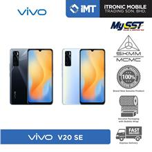 [MY] Vivo V20 SE Smartphone [8GB RAM/128GB ROM] Black/Blue