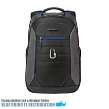 "Targus 15.6"" DrifterTour Laptop Bag/ Backpack - Black/ Grey (TSB924GL)"