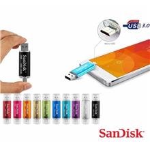 SanDisk OTG USB Android Flash Drive Dual PenDrive 32GB