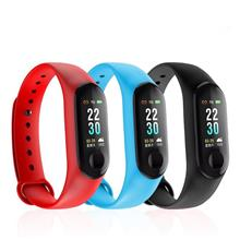 M3 Fitness Tracker Smart Bracelet Wristband Heart Rate Blood Pressure Monitor
