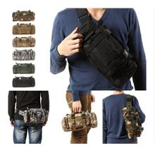 Utility Tactical Waist Pack Pouch Military Camping Hiking Outdoor Bag Belt Bag