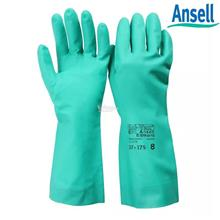 Safety Gloves - ANSELL Solvex 37-176 Chemical Resistant Gloves