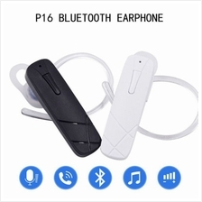 P16 Bluetooth Earphone Headset Driving Wireless Handsfree Hands Free Microphon