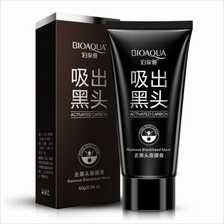 Bioaqua 60g Activated Carbon Blackhead Acne Remove Removal Mask Super Strong A