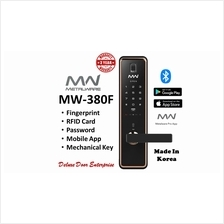 Metalware Smart Digital Door Lock MW-380F (with APP)