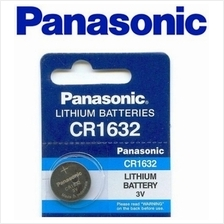 PANASONIC ORIGINAL LITHUM CR1632 BATTERY