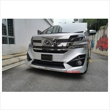 Toyota Vellfire 2015 X / ZG Modellista Body Kit Skirting With Paint