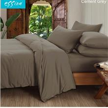 Essina Candies Medium Grey 100% Cotton 620TC Comforter Set)