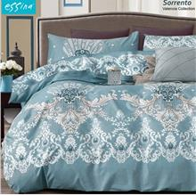 Essina Sorrento 100% Cotton 620TC Comforter Set)