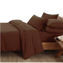 Essina Candies Brown 100% Cotton 620TC Comforter Set)