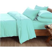 Essina Candies Teal 100% Cotton 620TC Comforter Set)