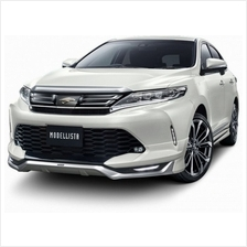 Toyota Harrier 2018 Facelift Modellista Bodykit With Paint