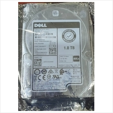 DELL CGKW9 1.8tb 10000rpm Sas-12gbps 4kn 2.5inch Hot Swap Hard Drive