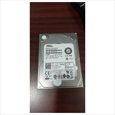 Dell F9NWJ 2.4TB 2.5in SFF 12Gbps 10K SAS Hard Drive