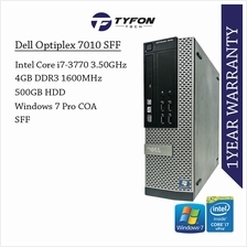 Dell Optiplex 7010 SFF i7 Desktop PC Computer (Refurbished)