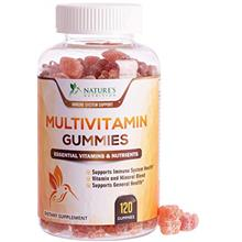Multivitamin Adult Gummies Extra Strength Vitamin Gummy - Natural Complete Dai