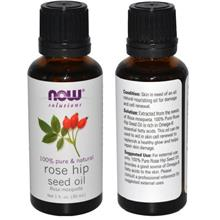 100% Pure & Natural Rosehip Seed Oil, Rosehip, Made in USA (30ml)