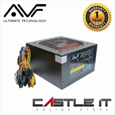 AVF 550W ATX Power Supply PS550-F12R