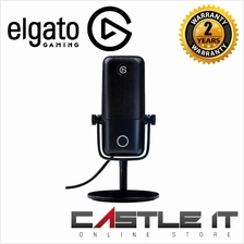 Elgato Wave:1 Premium Microphone and Digital Mixing Solution 10MAA9901