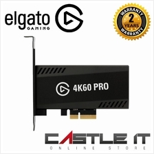ELGATO 4K60 PRO MK.2 PCLe GAME CAPTURE CARD - 10GAS9901