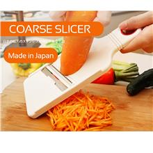ECHO! Japan Cook Ring Mandoline Handheld Coarse Slicer E1929