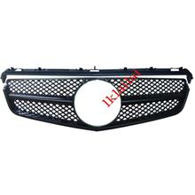 Mercedes Benz W207 Coupe `10 SL Sport Grille Look All Black