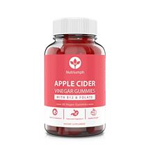 Apple Cider Vinegar Gummies with The Mother Vegan – Immune Support, Skin, Ha