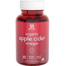 New! Organic Apple Cider Vinegar Gummies with The Mother | Non-GMO Verified, V
