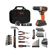 beyond by BLACK+DECKER Home Tool Kit with 20V MAX Drill/Driver, 83-Piece (BDPK