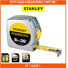 Stht33428-8 Measuring Tape 8m / 26' ( 33428 ) - Stanley