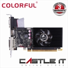 COLORFUL GT 710 2GB DDR3 Nvidia GT710 2G Graphic Card GT710-2GD3-V