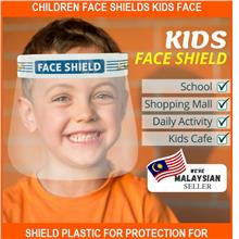 Children Face Shields Kids Face Shield Plastic For Protection For Stud