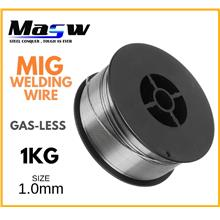 Masw E500t-gs ( 1.0mm / 0.8mm ) 1kg Flux Cored Gas-less Mig Welding Wi