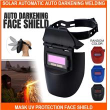 Solar Automatic Auto Darkening Welding Mask Uv Protection Face Shield