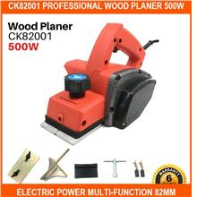 Ck82001 Professional Wood Planer 500w Electric Power Multi-function 82