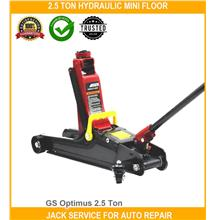 2.5 Ton Hydraulic MINI Floor Jack Service For A - [GS OPTIMUS 2.5 TON]