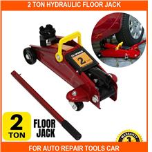 2 Ton Hydraulic Floor Jack For Auto Repair Tools Car Kereta