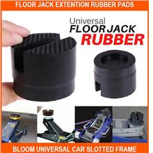 Floor Jack Extention Rubber Pads Bloom Universal Car Slotted Frame Rai