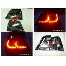 Proton Waja Full LED Golf Design Tail Lamp [Smoke]