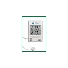 Digital Max/min (indoor/outdoor) Thermometer with cable sensor