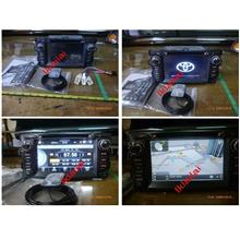 Toyota Altis '11 7 Inch OEM DVD Player with GPS