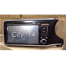 Honda City '14 9-inch Full HD OEM DVD Player [GPS/Non-GPS]