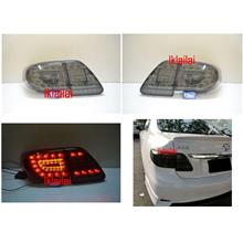 TOYOTA ALTIS '11-12 LED TAIL LAMP Full Smoke