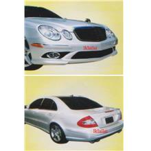Mercedes Benz W211AMG [Front + Rear Bumper + Side Skirt] Body Kit
