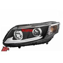 EAGLE EYES Honda Civic 12-13 DRL R8 Projector Head Lamp
