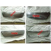 Toyota Harrier `98-`02 Front Grille Chrome [TY24-FG01-U]