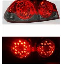 EAGLE EYES HONDA CIVIC 4D '06-08 RED/SMOKE LED Tail Lamp
