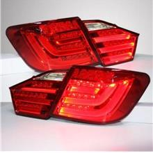 Toyota Camry 12-13 LED Light 6-Bar Tail Lamp [Red] 1-pair