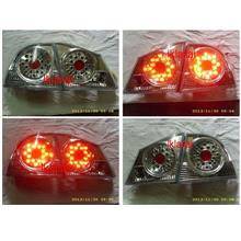 EAGLE EYES Honda Civic FD 06-08 Led Tail Lamp [Chrome]